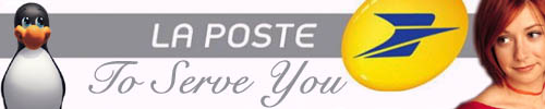 La Poste, To Serve You